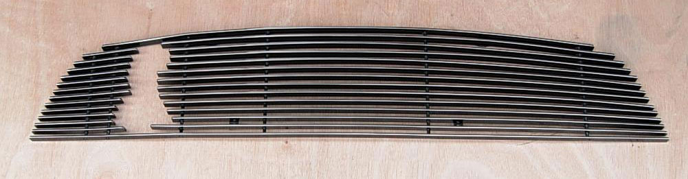 2010-12 Mustang Shelby GT500 Upper Billet Grille with Cobra Cut out - BLACK