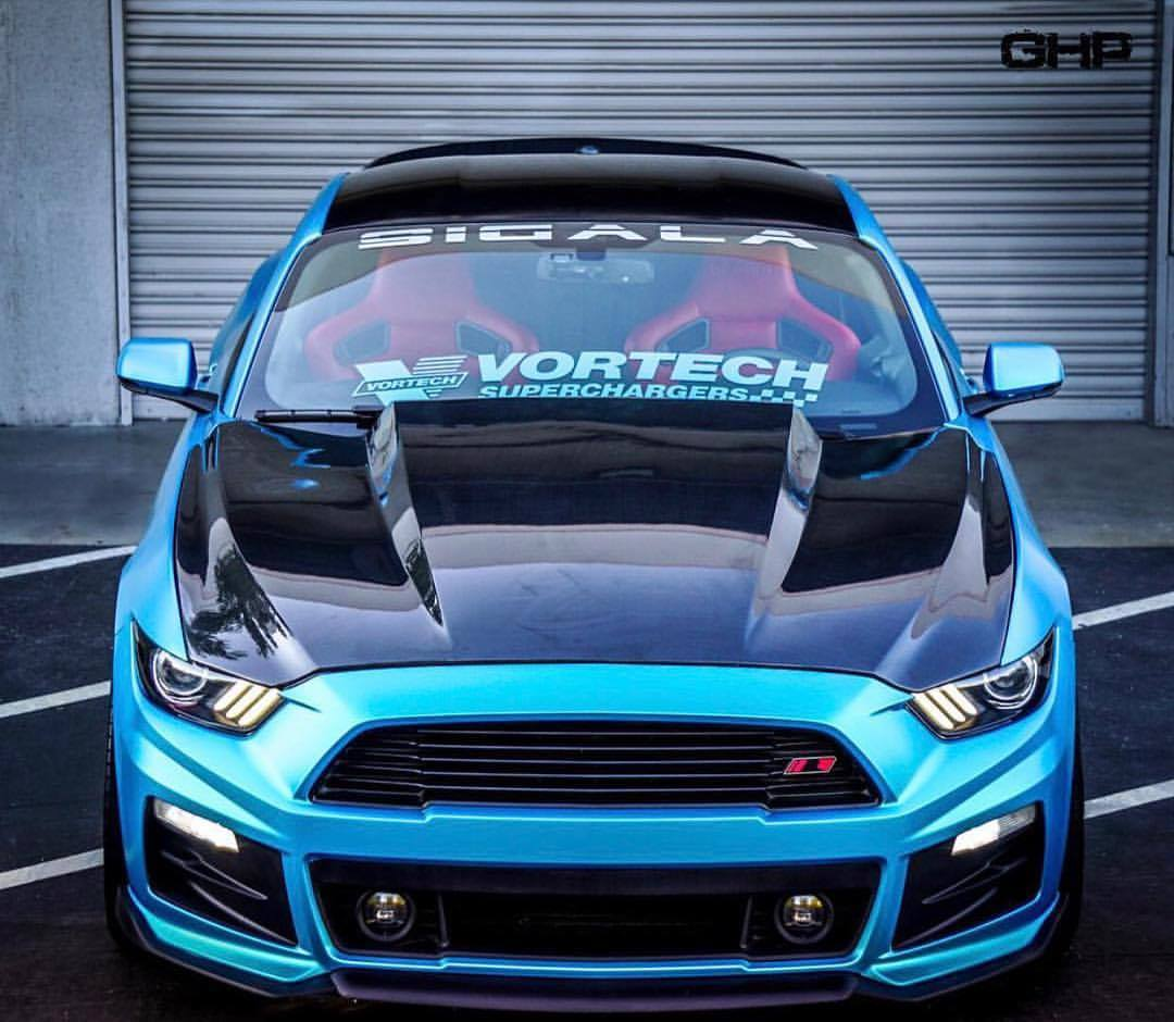2015 2017 Mustang The Most Diverse Bodykits Displaying 16gt Images For Car Body Parts Diagram 3 Inch Cowl Hood By Hcm Fits All Models