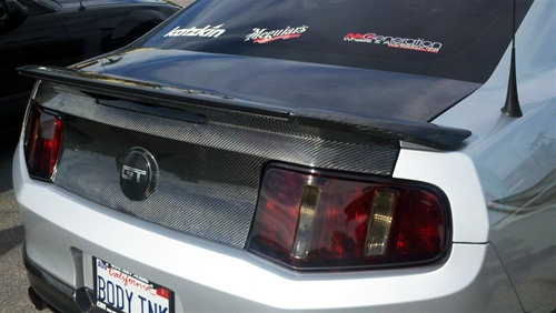 2010 Mustang Rear Decklid Panels Mrbodykit Com The Most Diverse