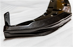 2010-2014 Shelby GT500 TruCarbon Carbon Fiber Chin Extension