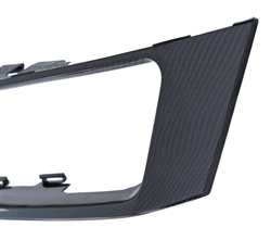 2010-12 Mustang GT - LG87 Grill Surround - CARBON FIBER