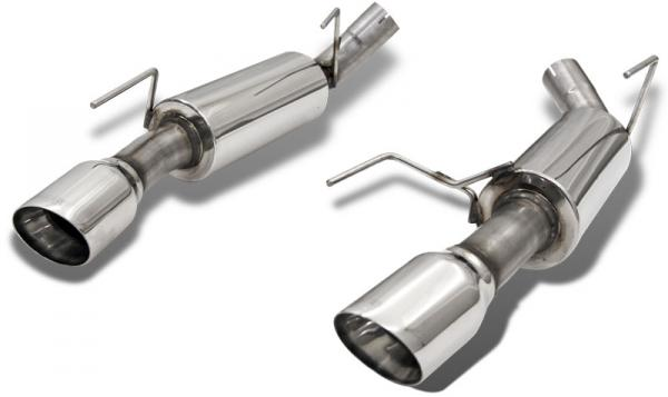 2010 Mustang GT/ GT500 Bassani Axle Back Exhaust Kit