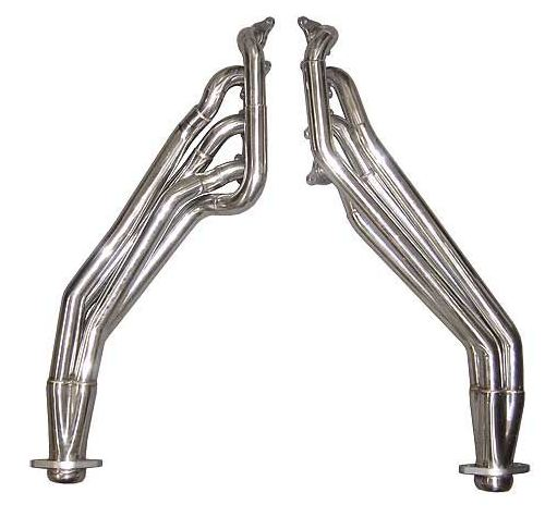 2011-13 Mustang Pypes Polished Long Tube Headers