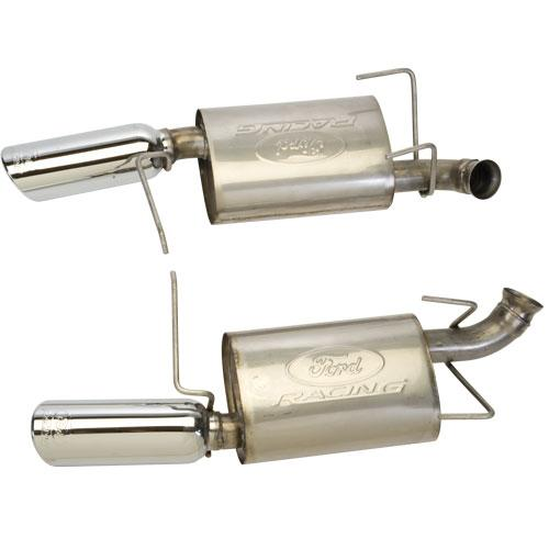 2011-2013 Mustang V6 Sport Mufflers (49 State)
