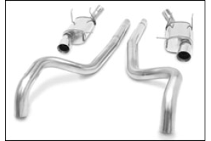 2011 Mustang GT 5.0l Magnaflow 3 Inch Cat Back Exhaust System - Competition Version