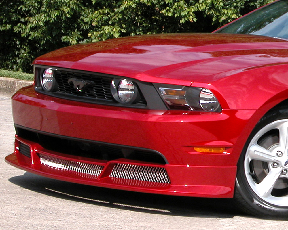 2010-2012 Mustang GT Razzi Front Air Dam Kit