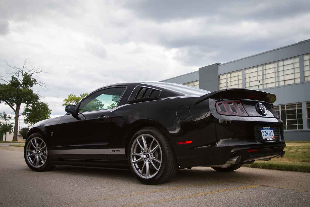 2013 Mustang V6 Roush RS Complete Body Kit