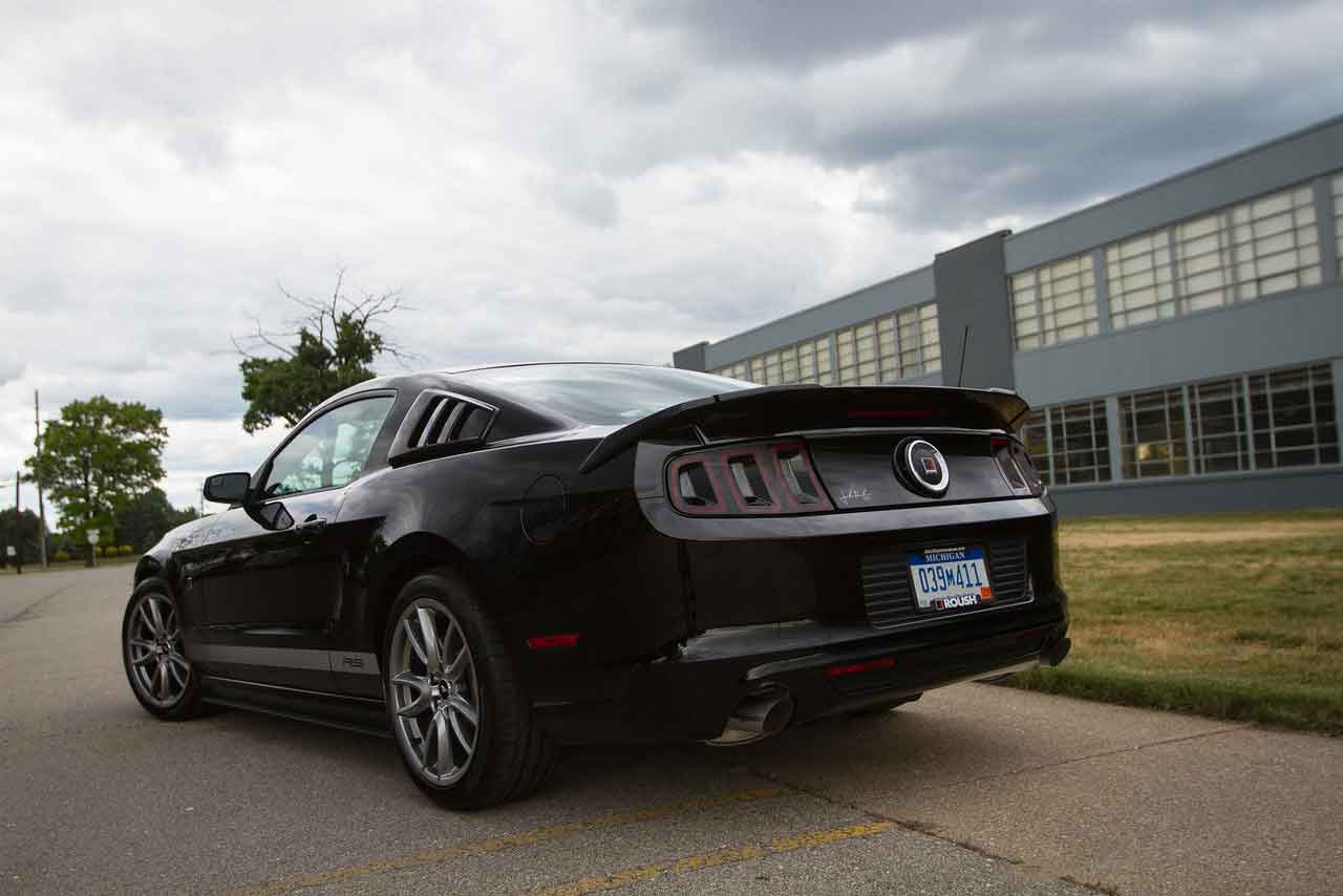 2013-14 Mustang V6 Roush RS Complete Body Kit