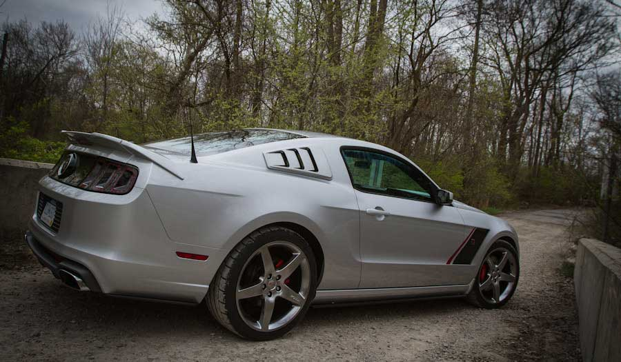 2013-14 Mustang GT Roush Stage 3 Complete Body Kit