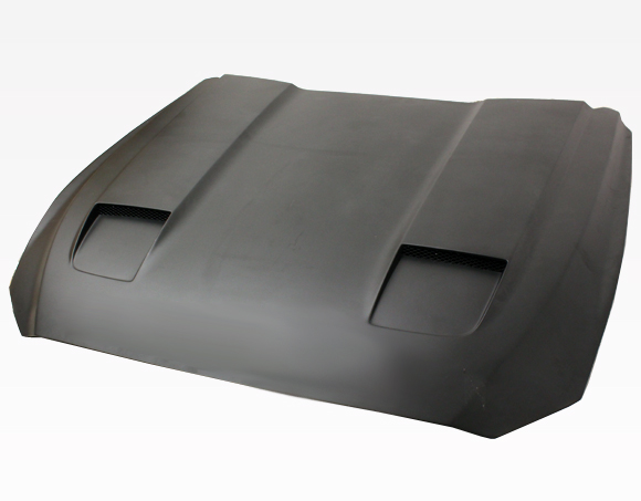 2015-2017 Mustang MK7 Hood by VIS (Fits all 2015 Models) FIBERGLASS
