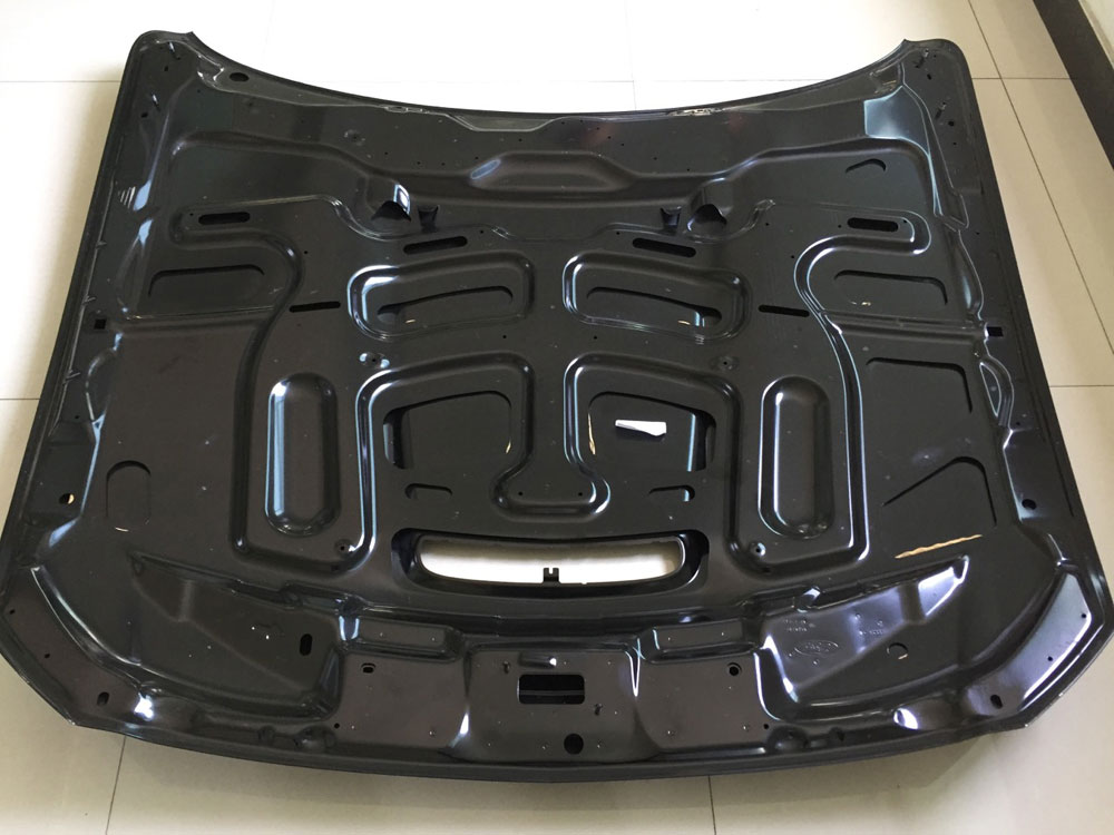 15-17 Mustang GT350 Style STEEL Hood (Fits all 15-17 Models) LIGHT WEIGHT STEEL