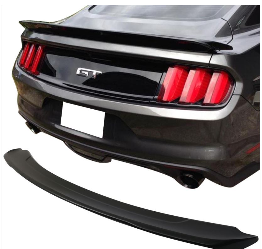 2015-18 Mustang Coupe GT350 TRACK PACK Wing Paint Ready Primer (Paint Options)