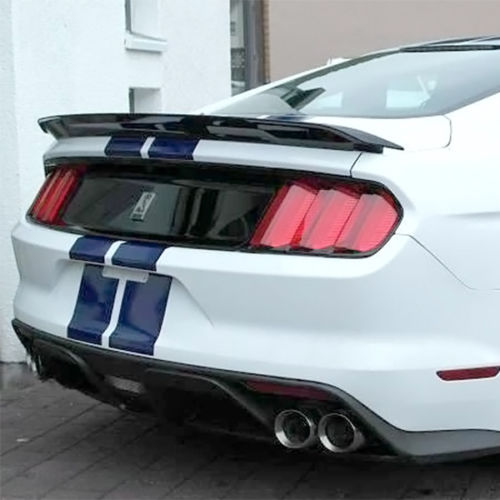 2015-17 Mustang Coupe TRACK PACKAGE NO-LIGHT FACTORY-STYLE (not convertible) (Paint Options)