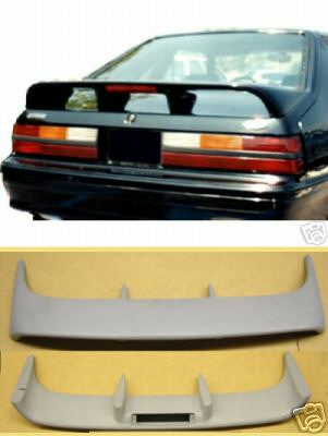 1979-1993 Mustang Cobra 93 Style Rear Spoiler, Fits Hatchback
