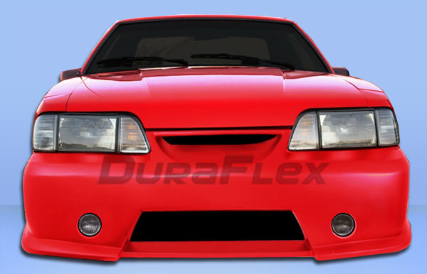 87-93 Mustang GT500X - 4pc Body kit - Fits GT / LX (Fiberglass)