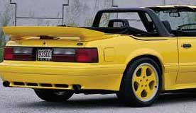 90-93 Mustang SALEEN - 4pc Body kit - Fits LX only (Urethane)