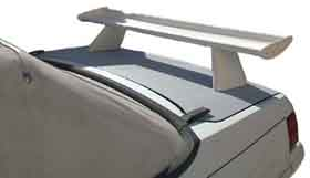 1979-1993 Mustang Cobra R Wing (Trunk only)