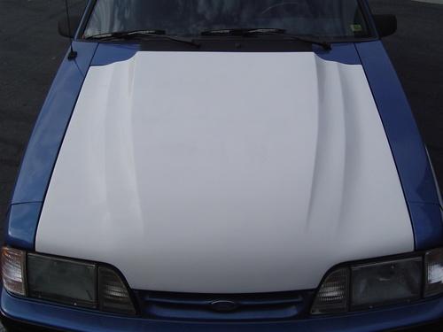 87 93 Mustang Cobra R Hood Fiberglass Tf10021 A32 35900