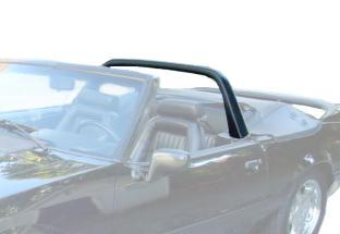 90-93 Mustang Styling Bar BLACK - No Light (Also Fits 83-89 please see notes)