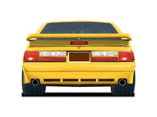87-93 Mustang SALEEN Style - Rear Bumper Valance - Fits LX only(Urethane)