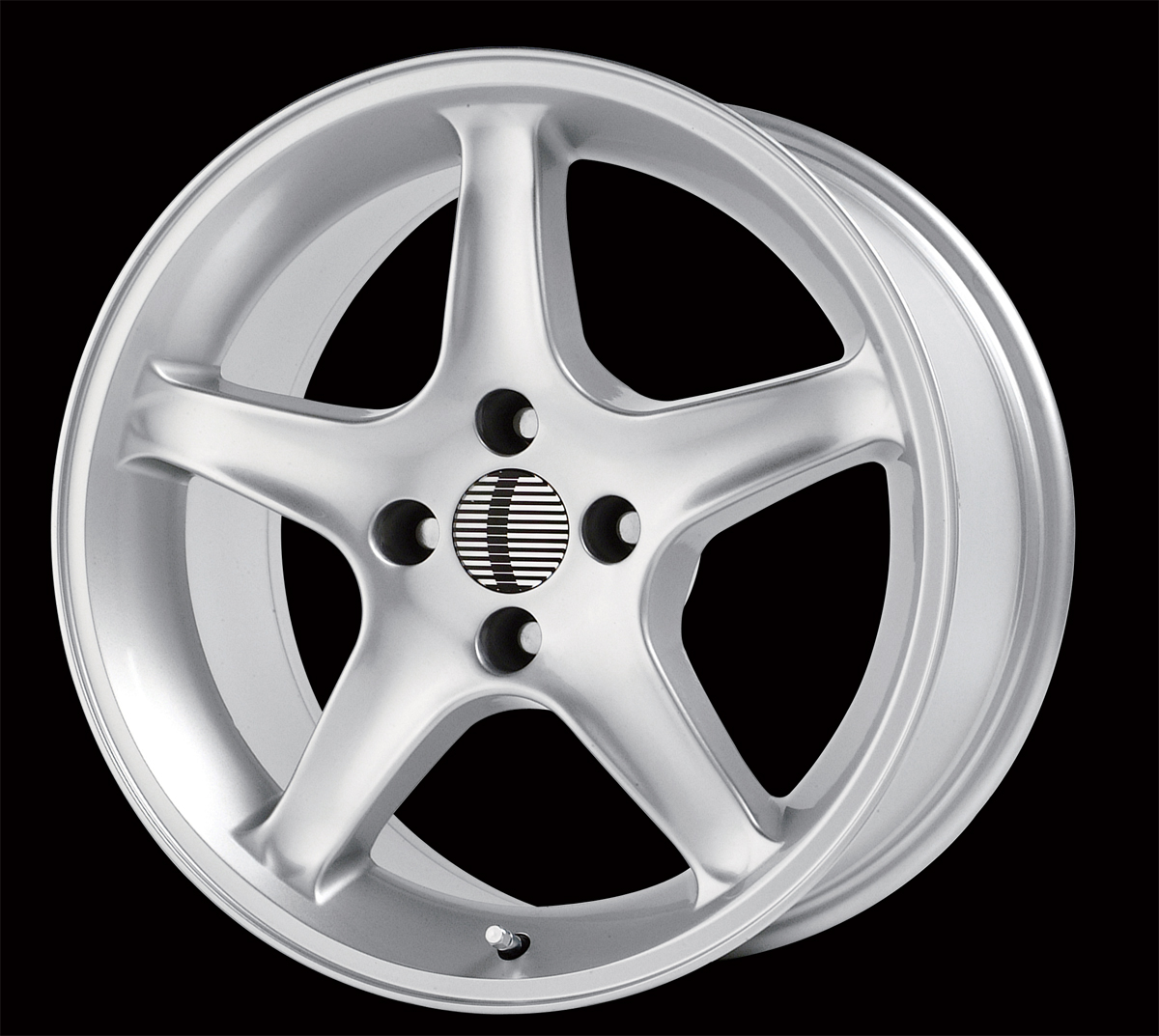 "COBRA R - SILVER - 4 Lug 79-93 (sizes available 16"", 17"", 18"")"