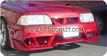 1979-1993 Mustang Front Bumpers : MrBodykit com, The Most
