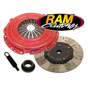 1986-01 Mustang GT RAM Powergrip Clutch Kit (86-01 GT, 93-98 Cobra)