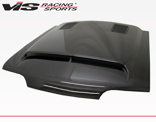 1984-1993 Mustang Fiberglass Hoods : MrBodykit com, The Most