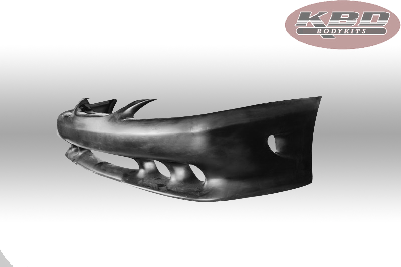 "94-98 Mustang STALKER STYLE ""S"" BULLET - Front Bumper - (Urethane) FREE SHIPPING"