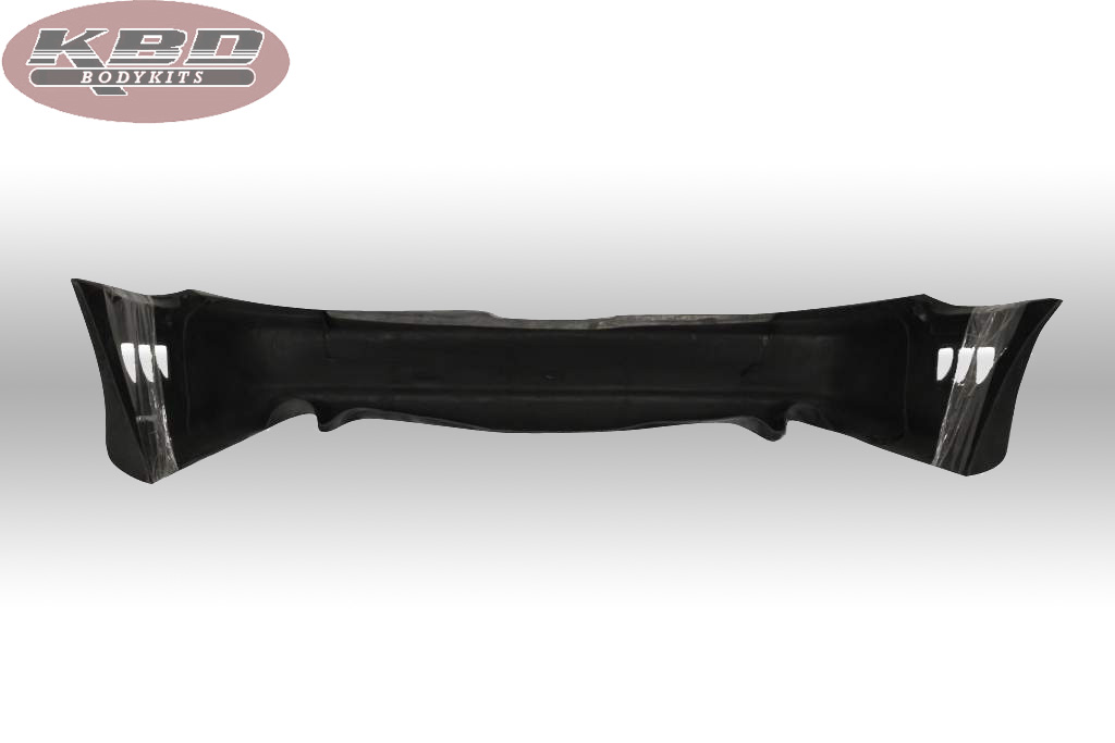 "94-98 Mustang STALKER STYLE ""S"" BULLET - Rear Bumper - (Urethane) FREE SHIPPING"