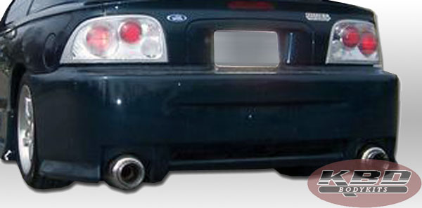 94-98 Mustang SPIDER X9 - SPY2 Rear Bumper - (Urethane) FREE SHIPPING
