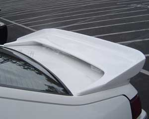 1979-1993 Mustang SLN Hatch Back Wing WITH OUT BRAKELIGHT HOLE