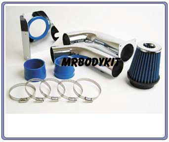 94-95 Mustang 3.8L V6 Intake Kit - Blue
