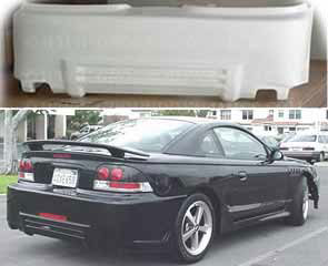 94-98 Mustang DEMON - 4PC - Body kit (Front + Rear + Sides) - Fiberglass