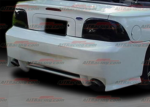 94-98 Mustang EVO 5 - 4PC - Body kit (Front + Rear + Sides) - Fiberglass