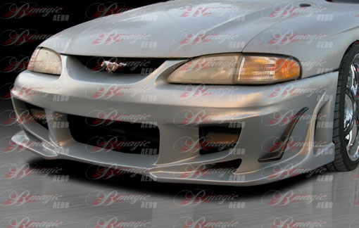 94-98 Mustang B MAGIC - Front Bumper - (Fiberglass)