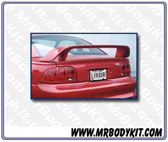 1994-1998 Mustang ShoGun 411 Twisted Style
