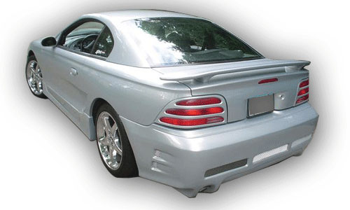 94-98 Mustang R34 - 4PC - Body kit (Front + Rear + Sides) - Fiberglass