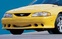 "94-98 Mustang STALKER STYLE ""S"" - 4PC - Body kit (Front + Rear + Sides) - Fiberglass"
