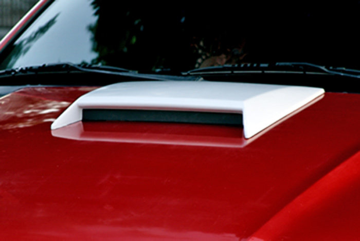 94-98 Mustang Xenon Upper, Lower and Hood Scoops (5pc)