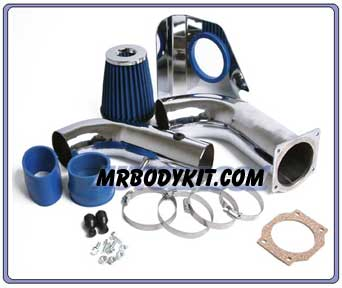 96-98 Mustang 3.8L V6 Intake Kit - Blue