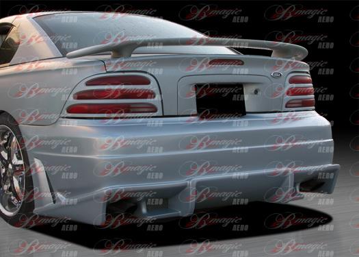 94-98 Mustang B MAGIC - 4PC - Body kit (Front + Rear + Sides