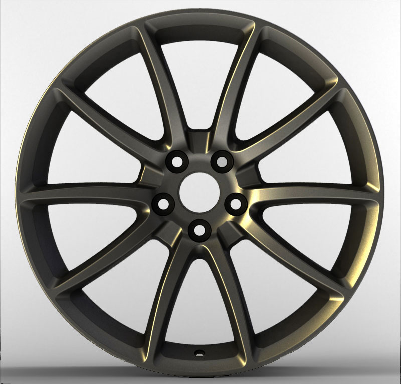 Black Mamba Mustang Wheels Black Mamba Mustang Wheels