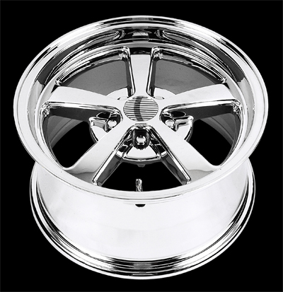 "V1128 - CHROME - 5 Lug 1994-2013 Mustang (sizes available 20"")"