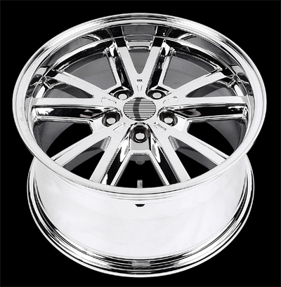 "V1137 - CHROME - 5 Lug 1994-2013 Mustang (sizes available 20"")"