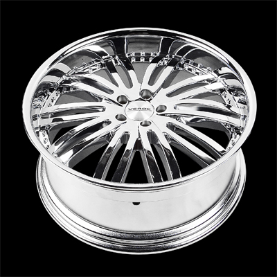 "V56 - MADONNA - CHROME - 5 Lug 1994-2013 Mustang (sizes available 20"")"