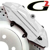 Universal G2 Brake Caliper Paint System - (8 Different Color Options)