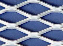 "Universal MESH Grille Sheet 6"" x 36"" (Large Diamond Cut)"