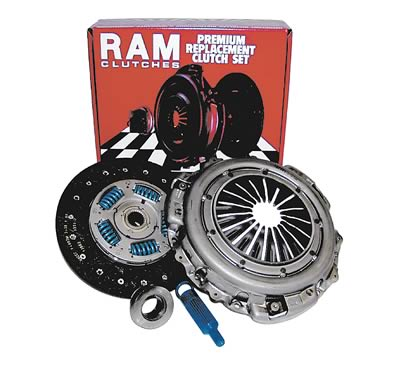 1994-04 Mustang V6 RAM Replacement Clutch Kit