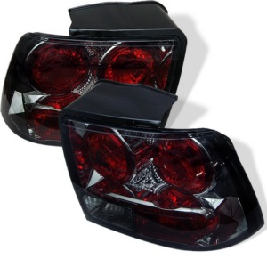 99-04 Mustang Taillights GEN 2 - Smoked Lens (Pair)